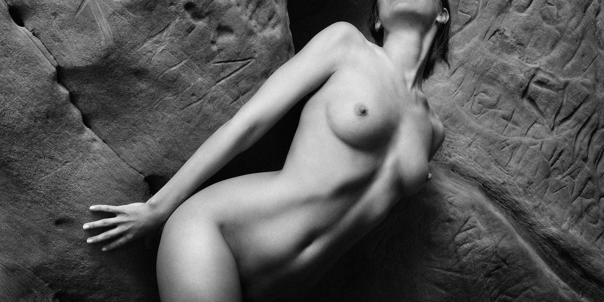 Torso diagonal by Arnis Krumins