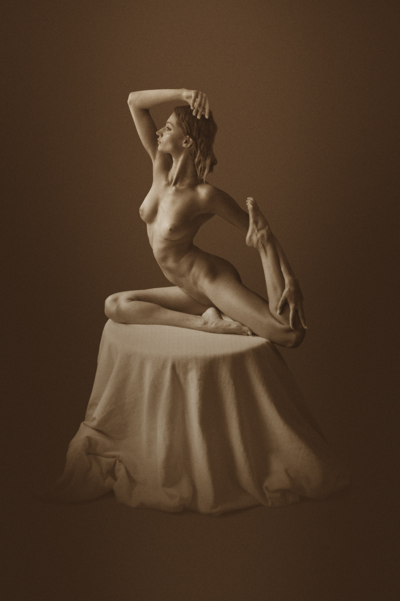 The women are wonderful - VI by Arnis Krumins