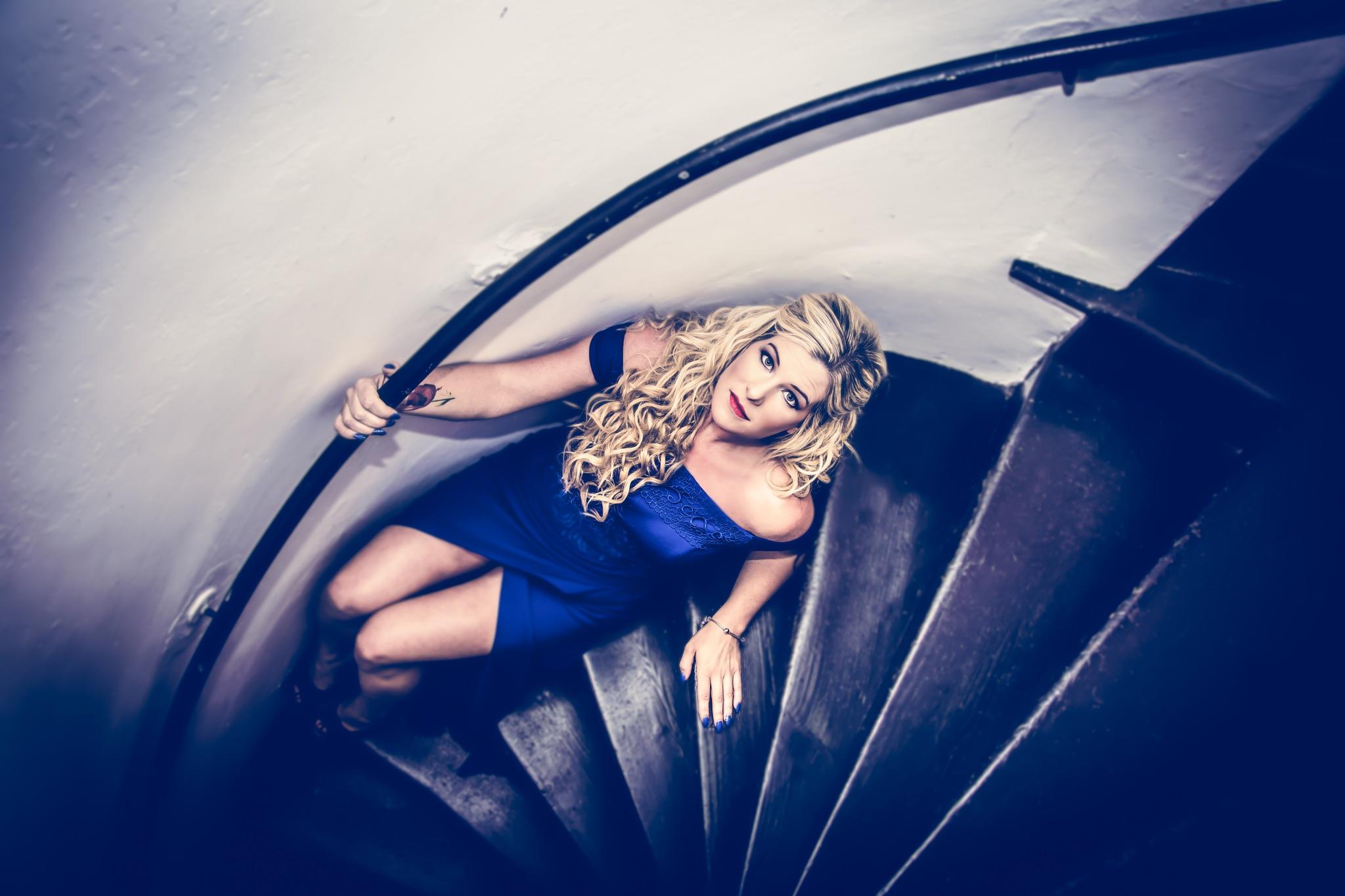 Stairway to ? by Caroline Shapiro