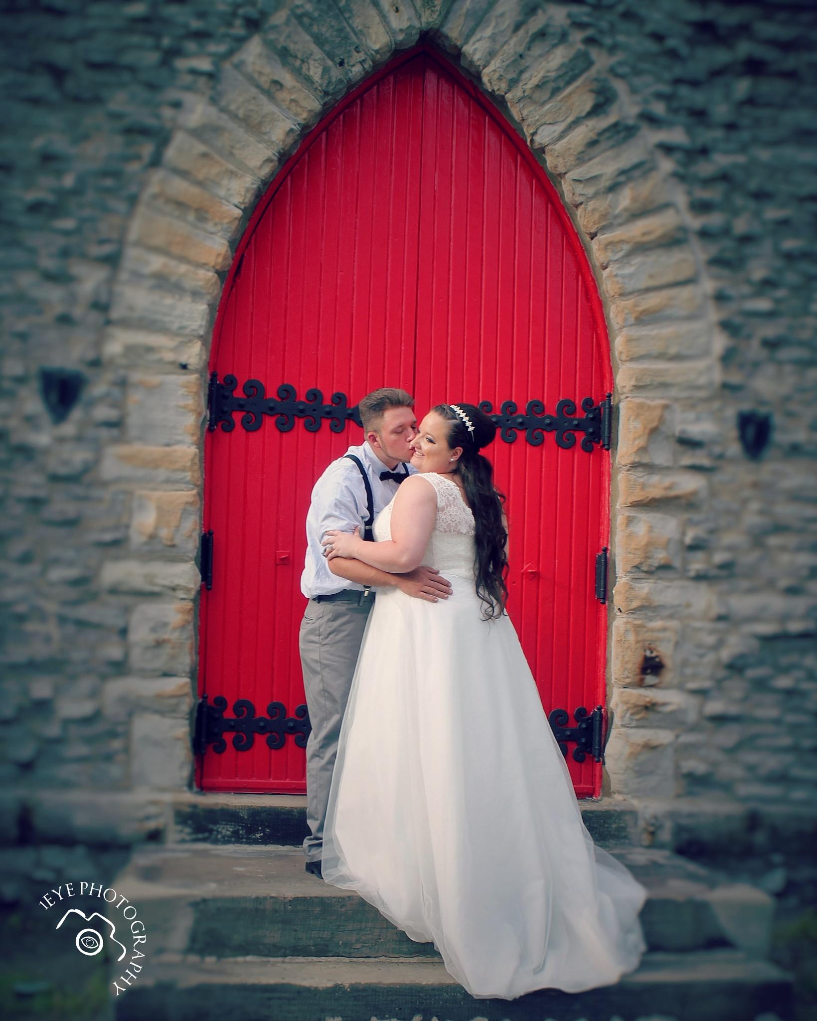 Thompson Wedding by Tricia Simpkins