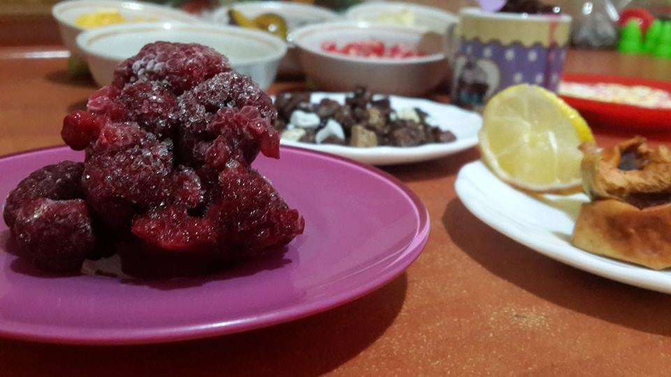 Raspberry by Kap-Kek Buti