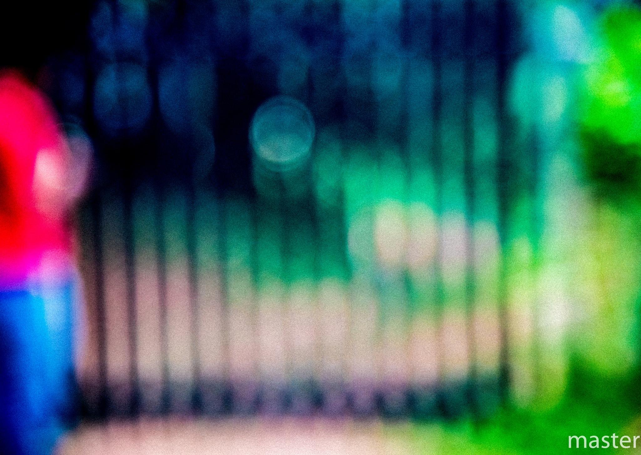 Distorted memories......! by Ajinkya khare