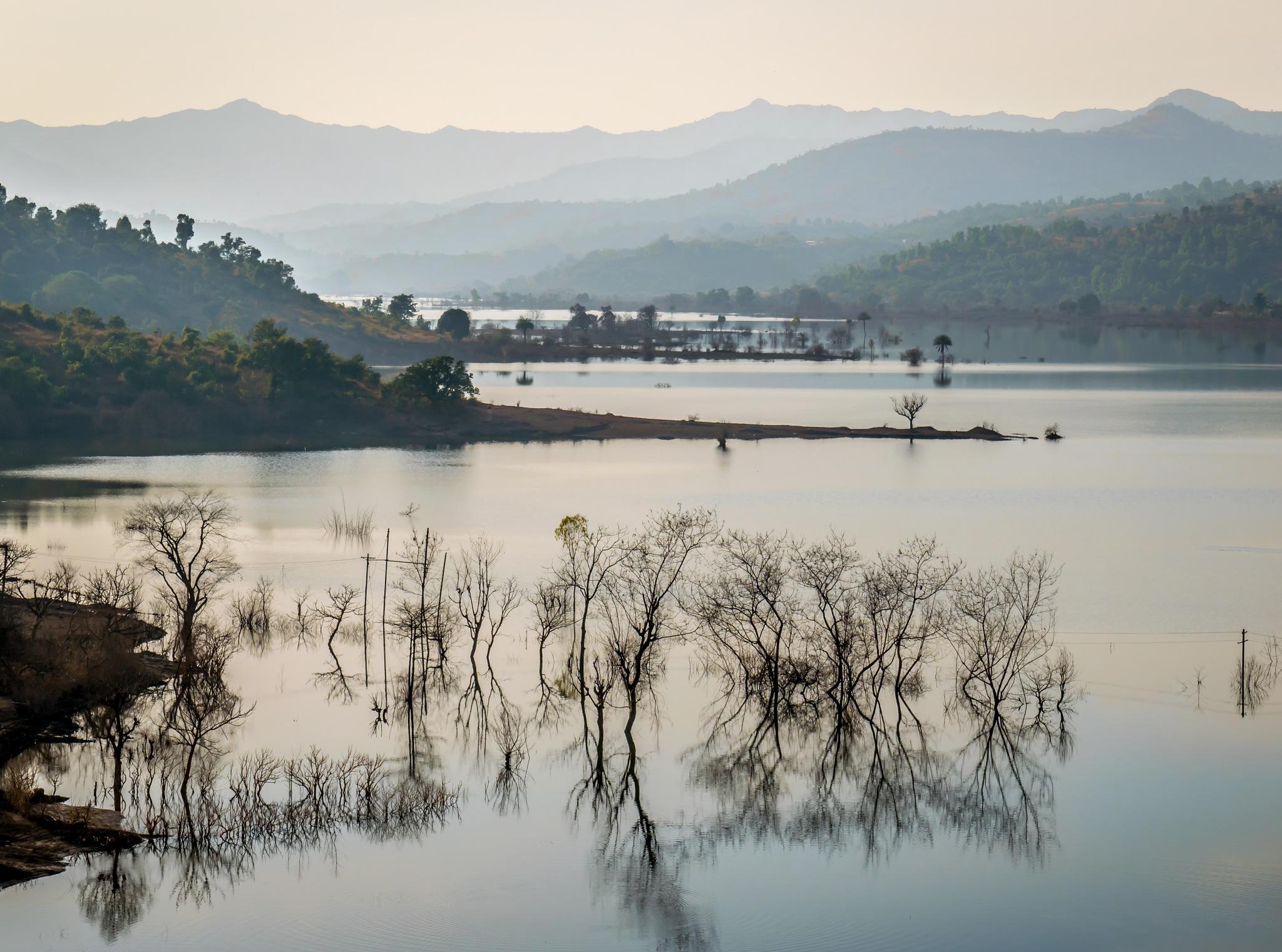 when nature talks.. by Ajinkya khare