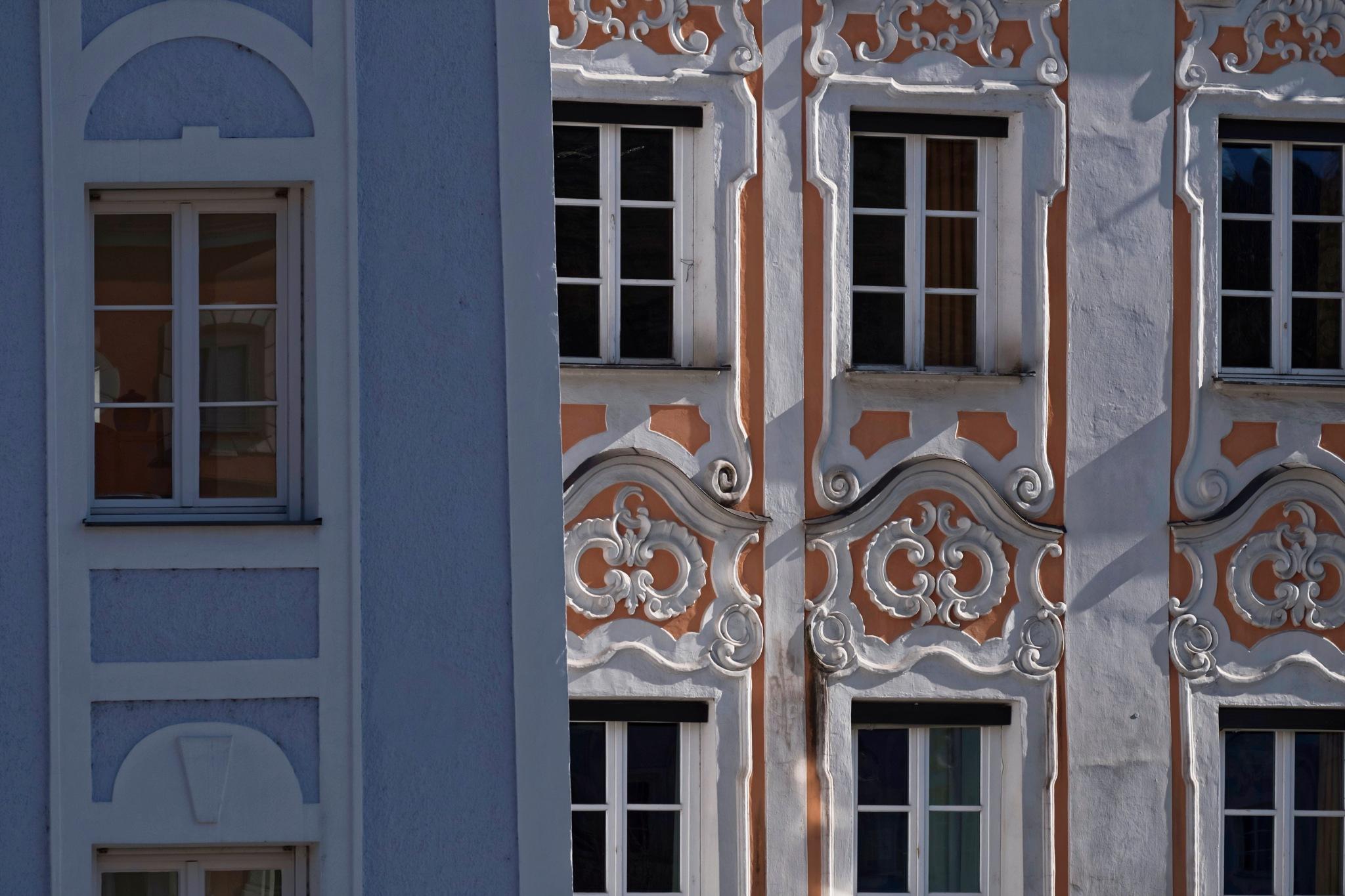 Burghausen by Werner Polwein