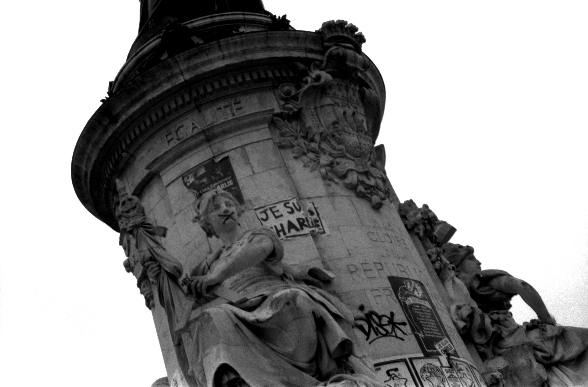 Place de la République#1 by SimonDelange
