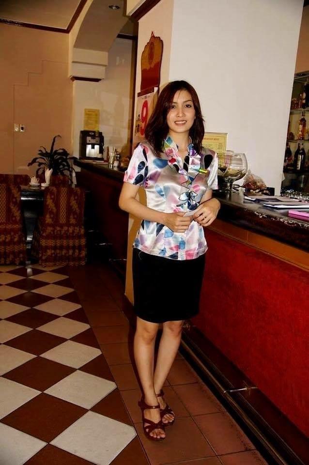 Girl Vung Tau city by quan0709