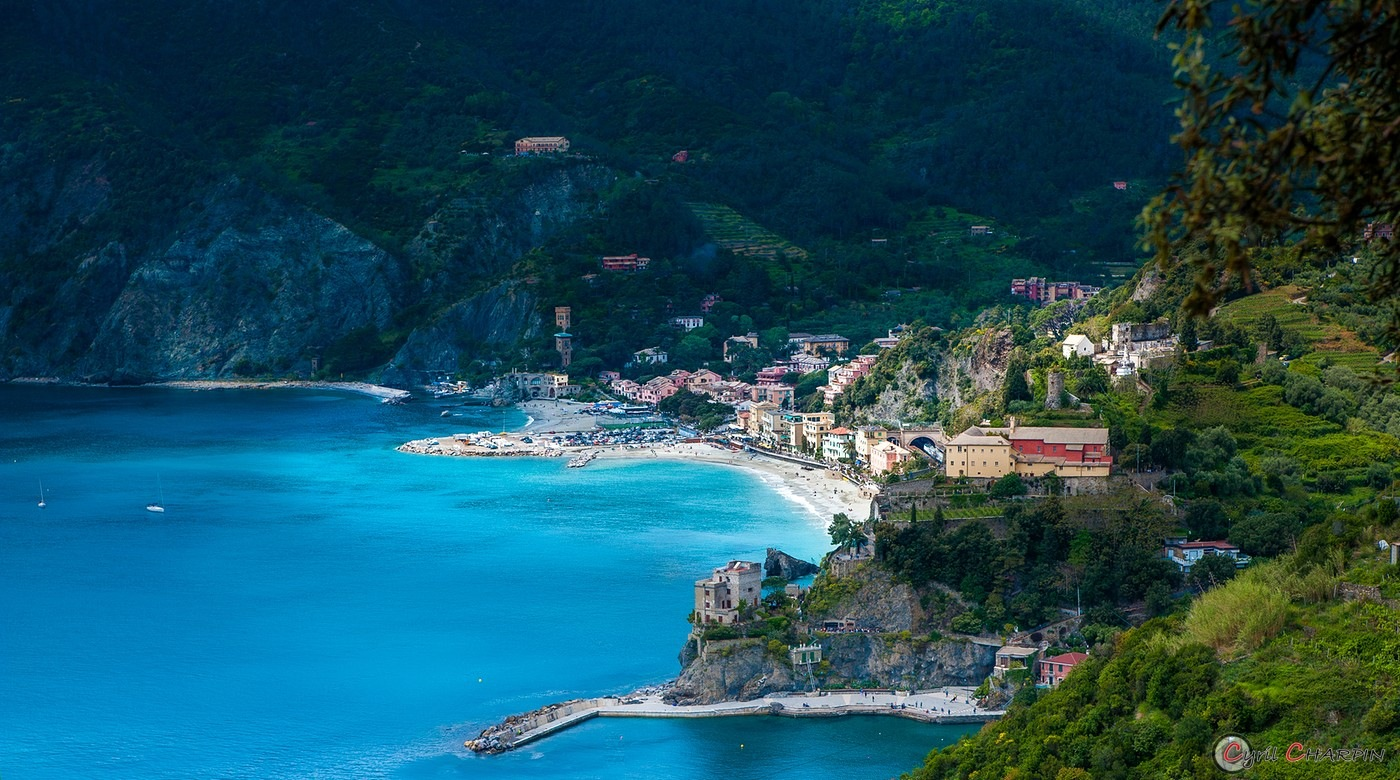 Monterosso by Cyril Charpin