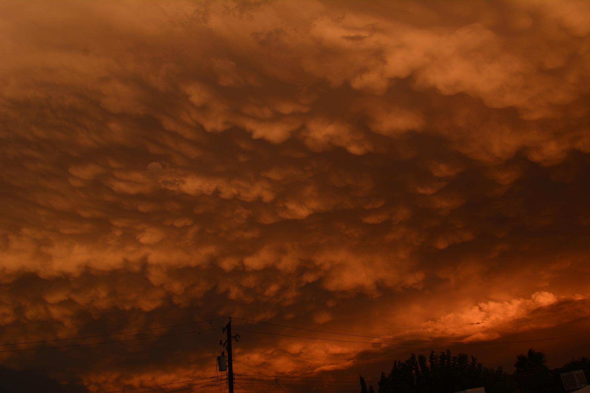 Mexican Sky by RayzaKleiber