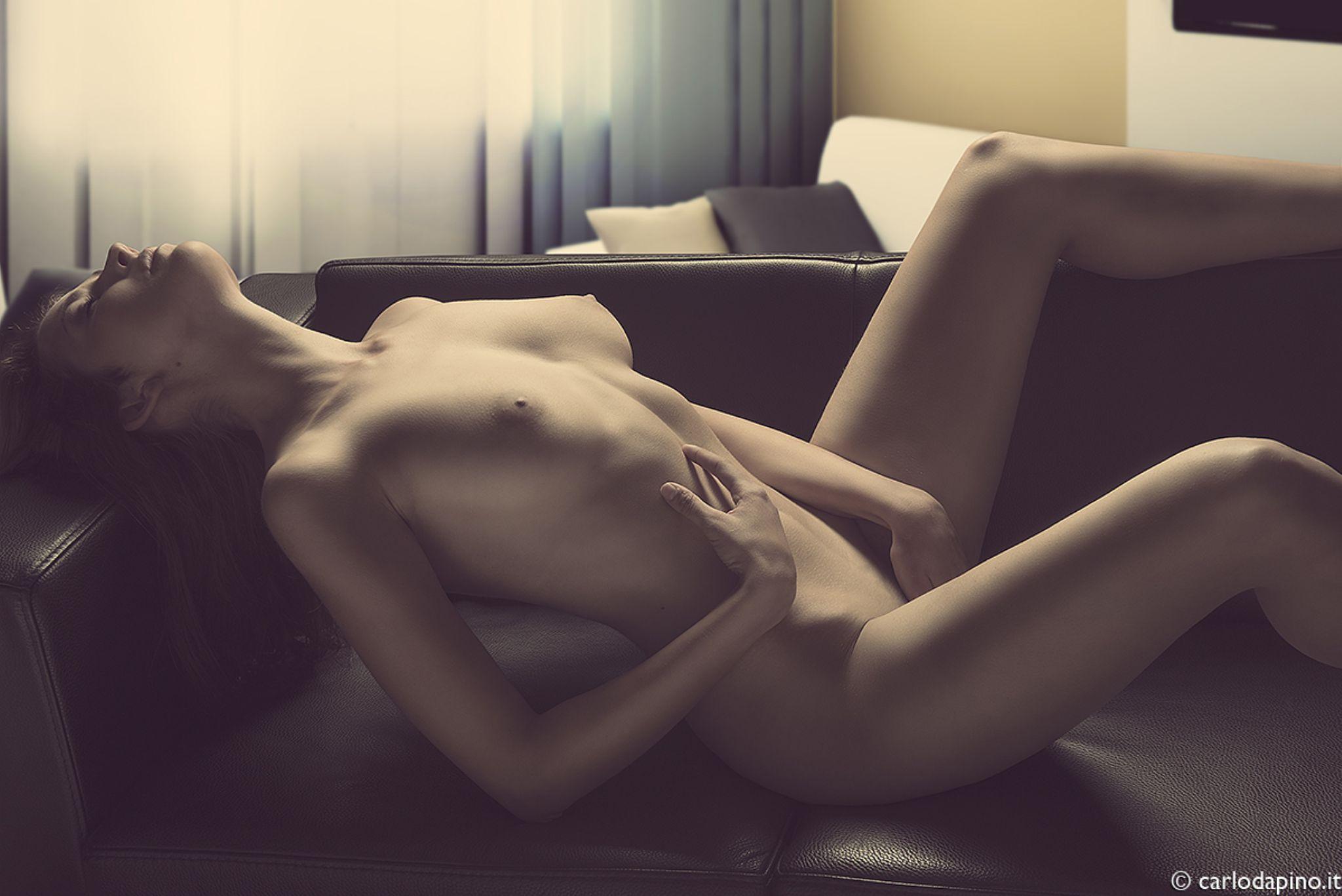 erotic girl by carloD