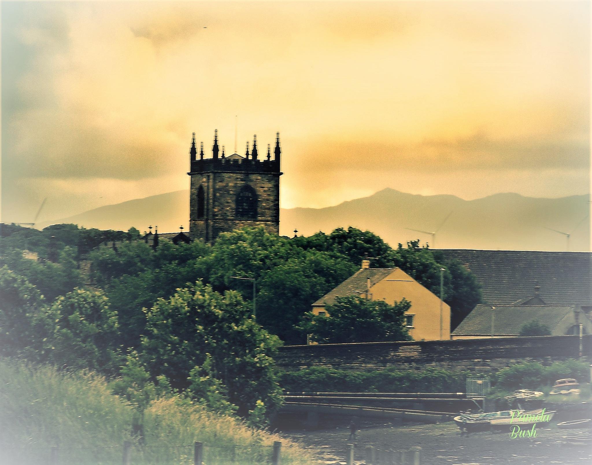 St Michaels Church by Cumbria Ladd