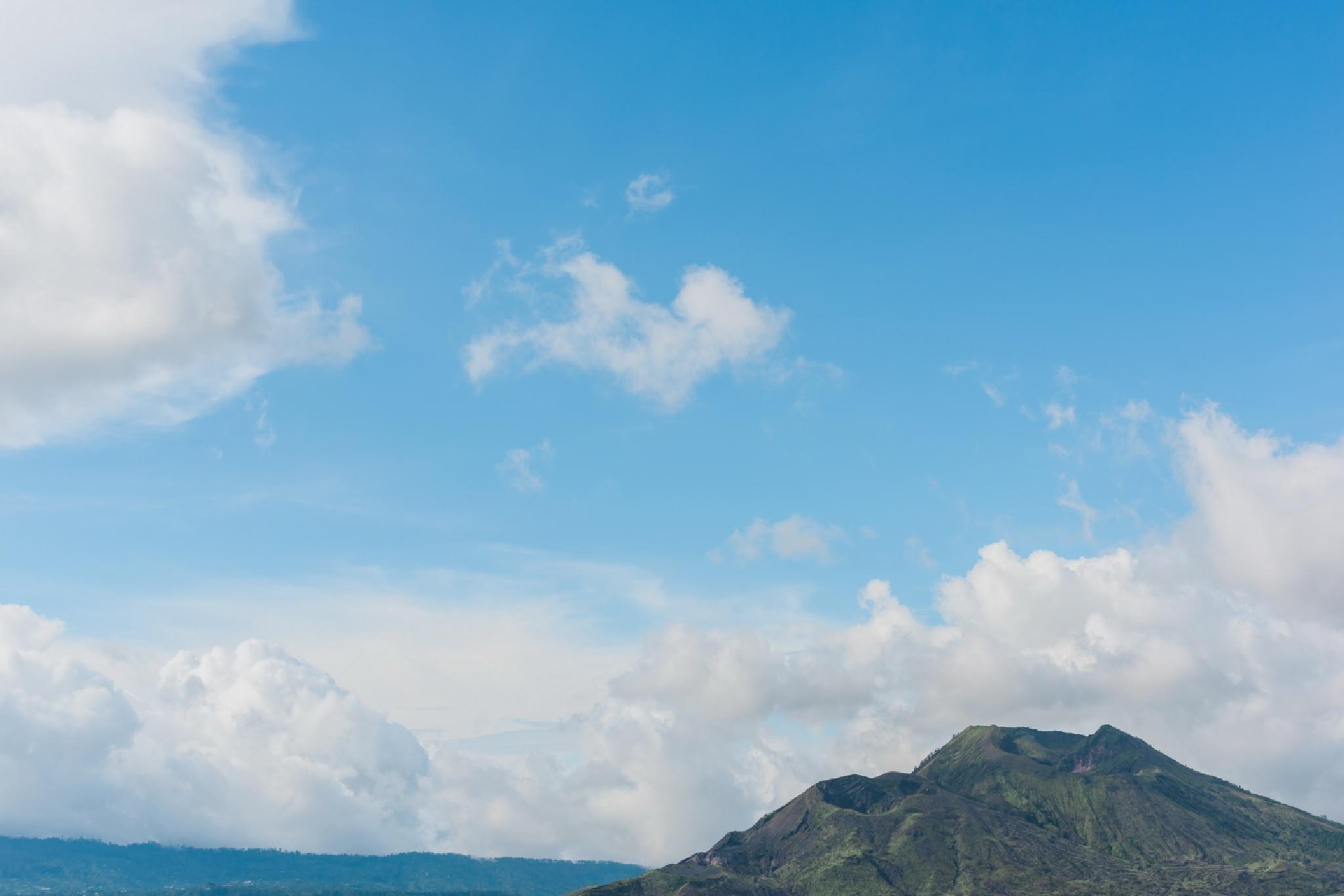 Mount Batur - Bali - Indonesia by RandyTan Travelogue