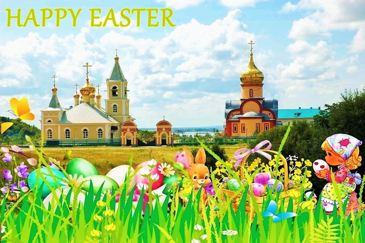 Wishing you a Happy Easter time! https://www.youtube.com/watch?v=RHj_nr9_ttc by Nadya Ru