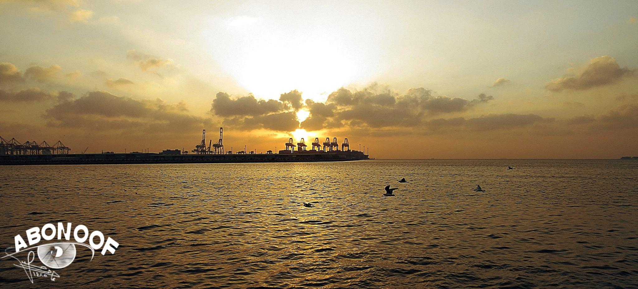 the sea by Issa bin Mohammed
