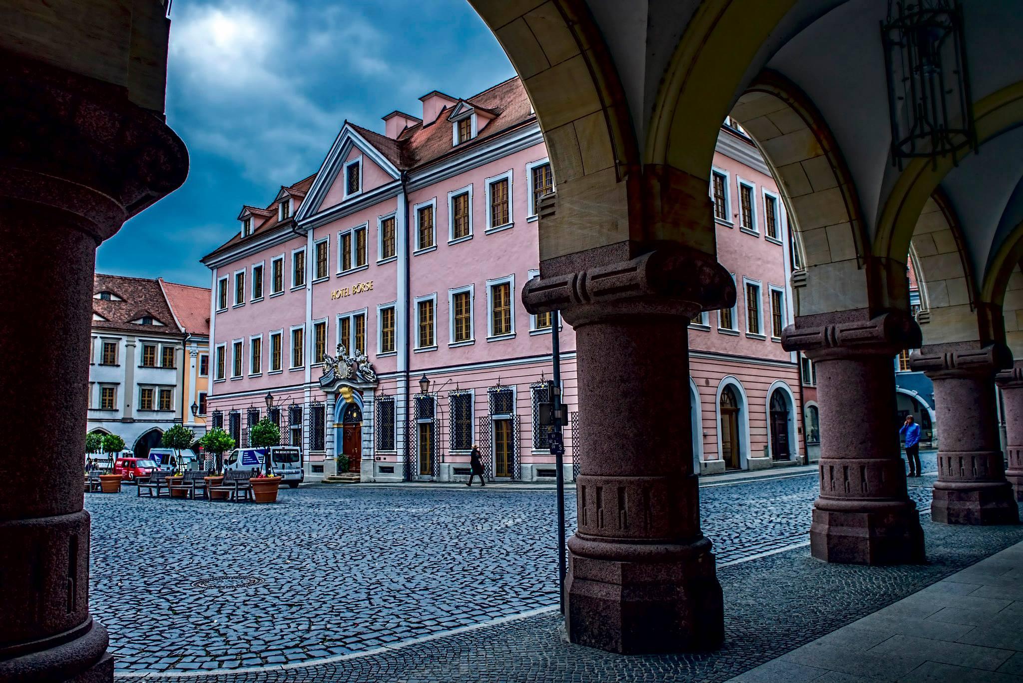 Goerlitz, Germany - old city by Waldemar Sadlowski