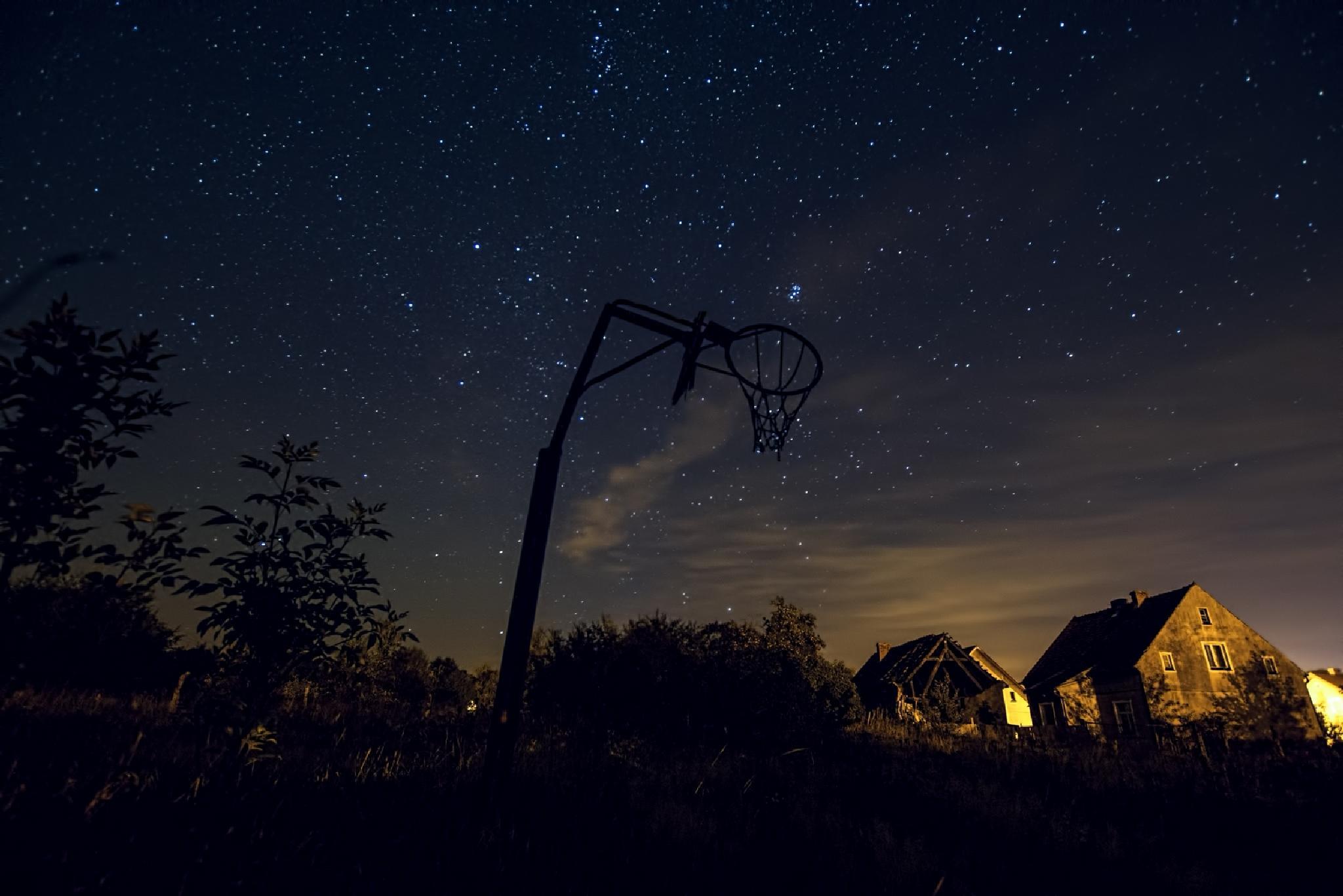Space Jam by Waldemar Sadlowski