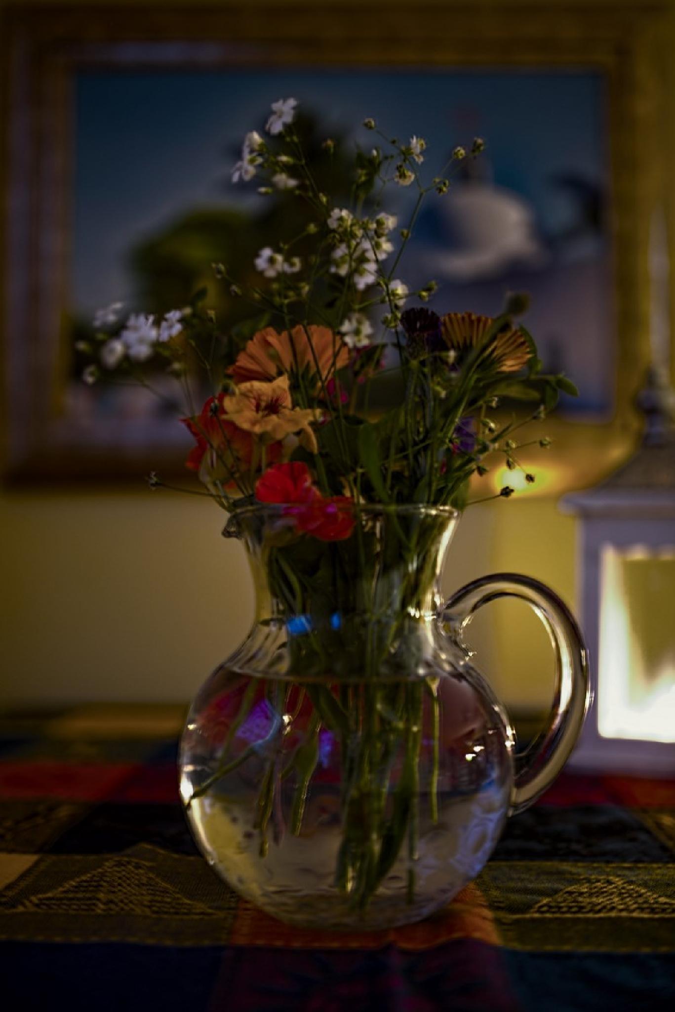 Bouquet  by Waldemar Sadlowski