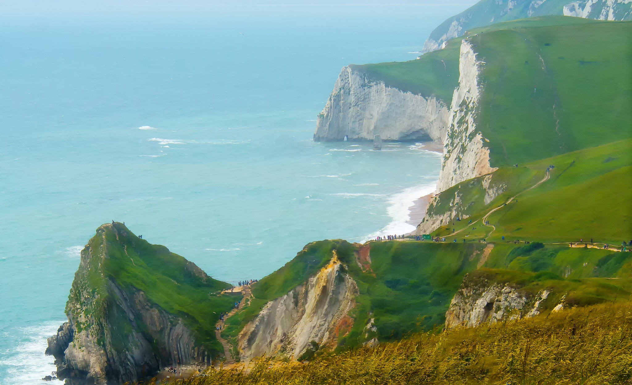 Stunning Dorset by Clive Eariss