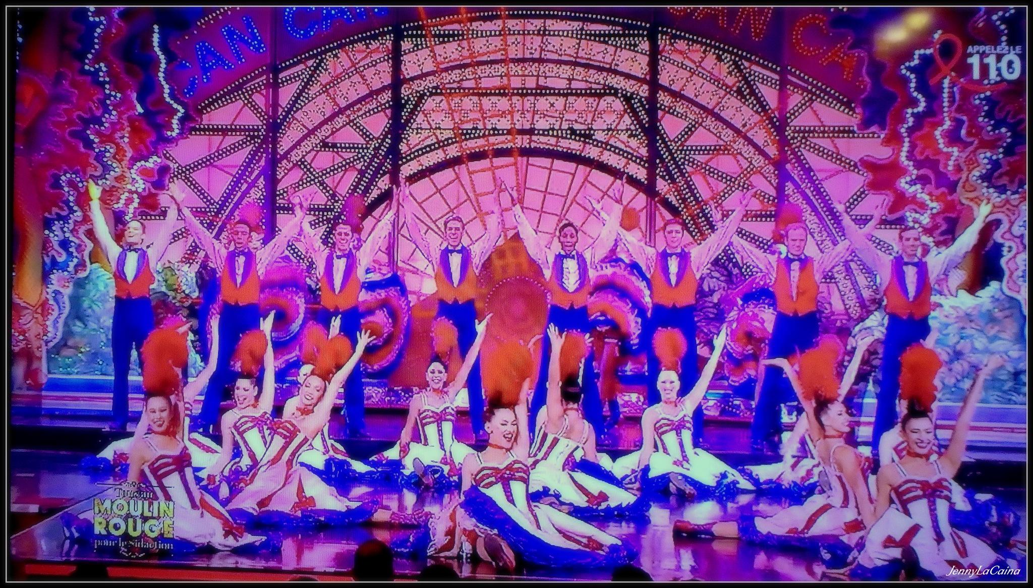 Moulin Rouge by JennyLaCaina