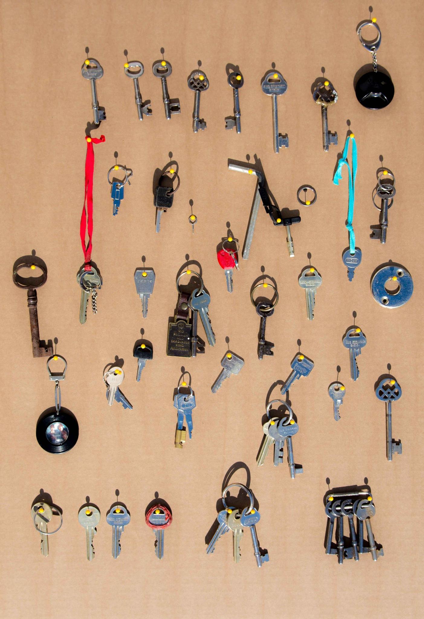 Keys by Staffan Håkansson
