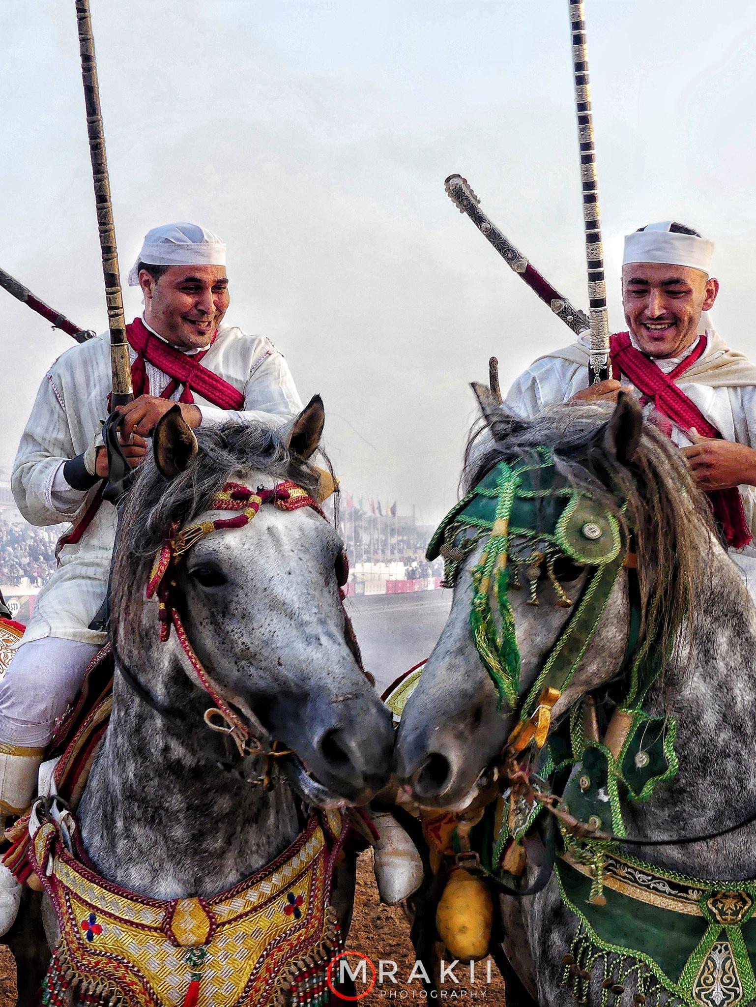 fantasia marocain by Med Rakii Photographe