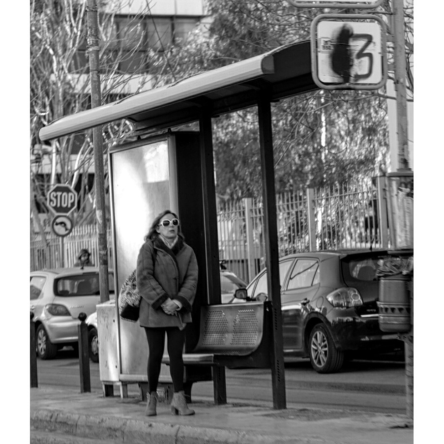 Where is the bus  by Dimitris