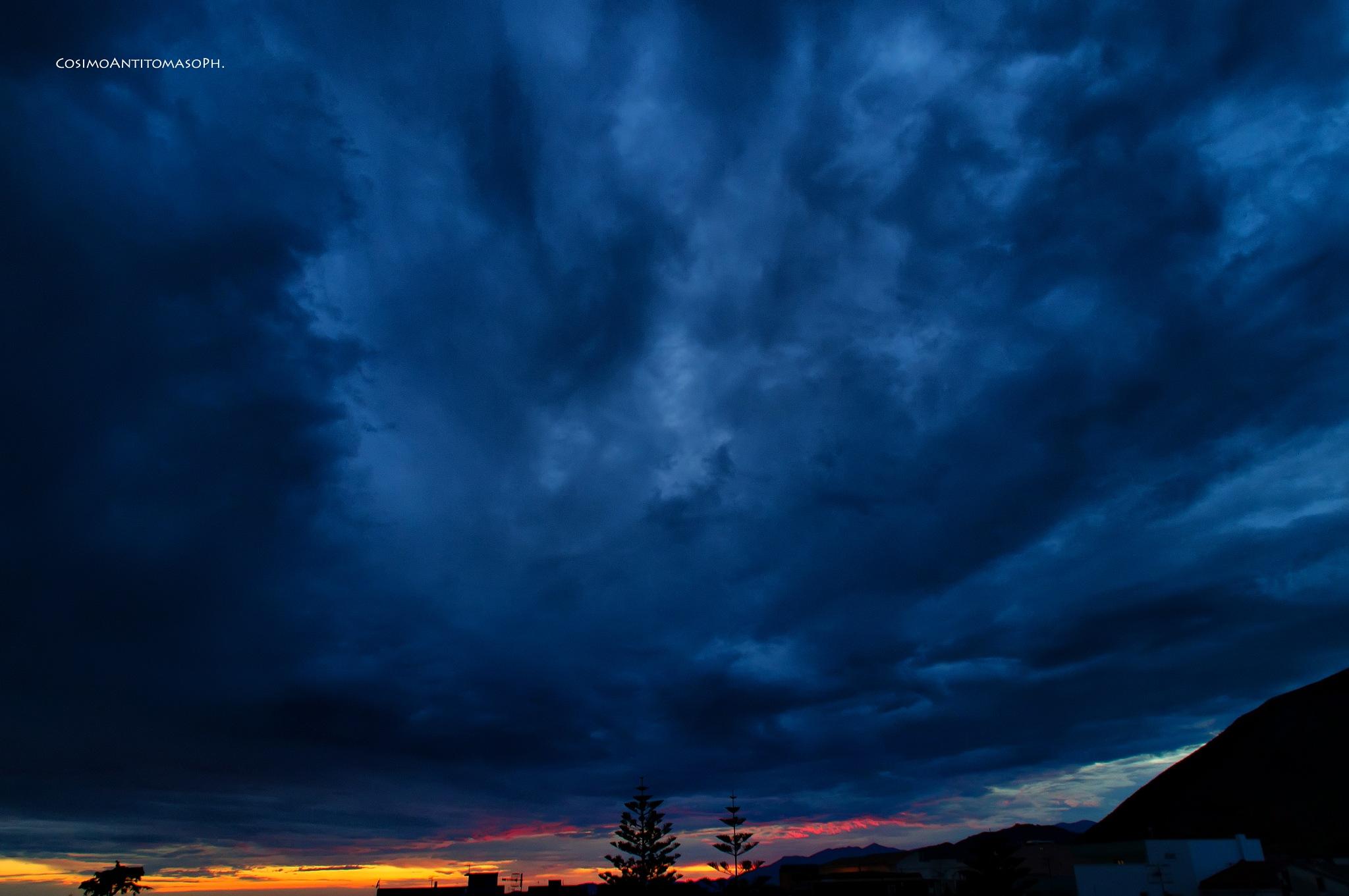 Un cielo speciale by Cosimo Antitomaso