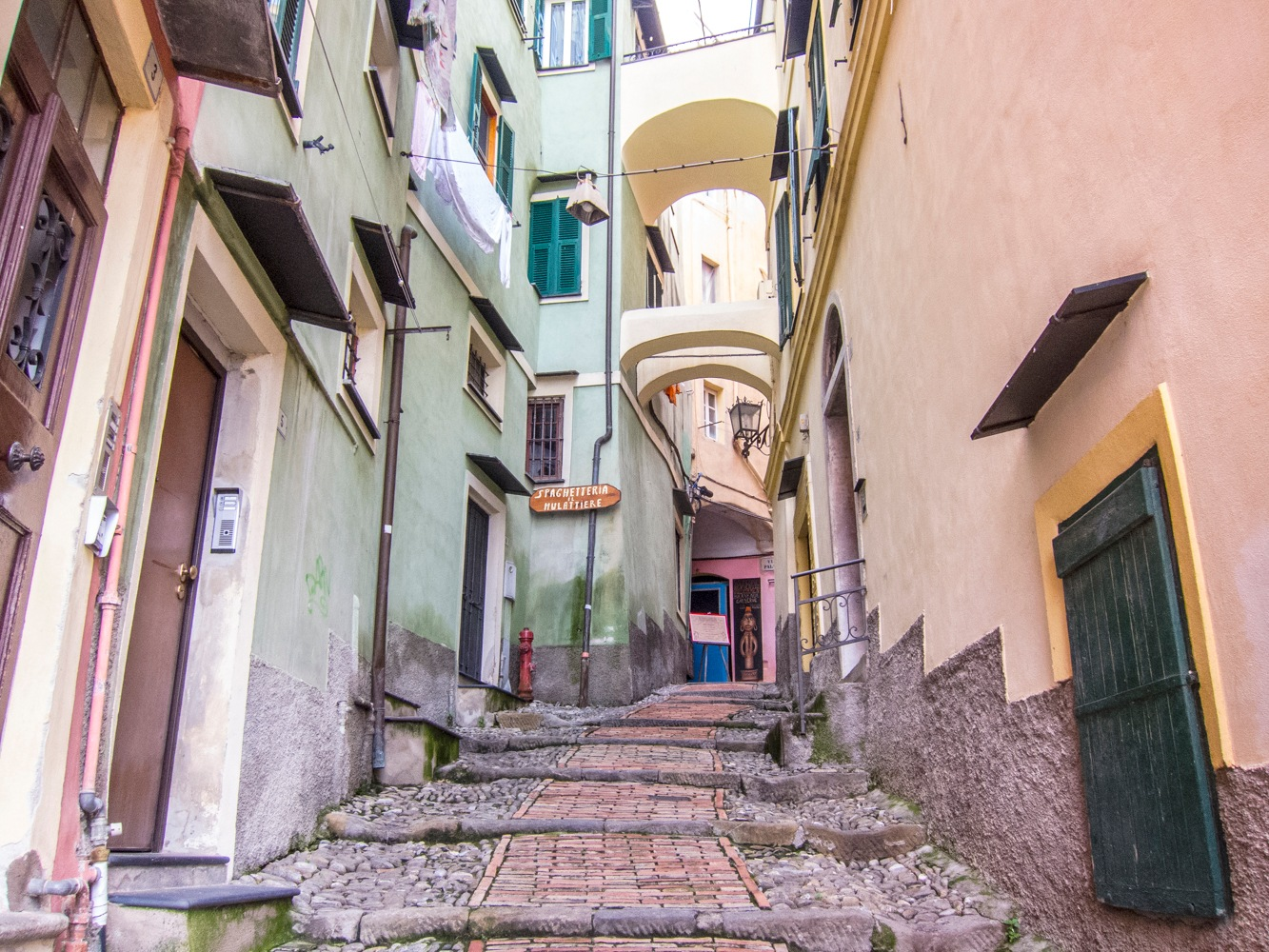 La Pigna by Experienced Traveller
