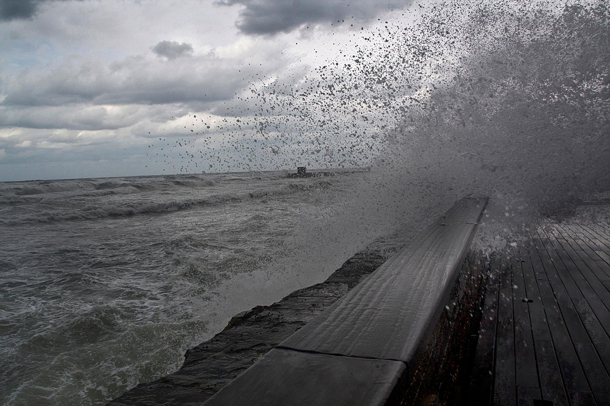 What a splash!!! by Rebecca Danieli