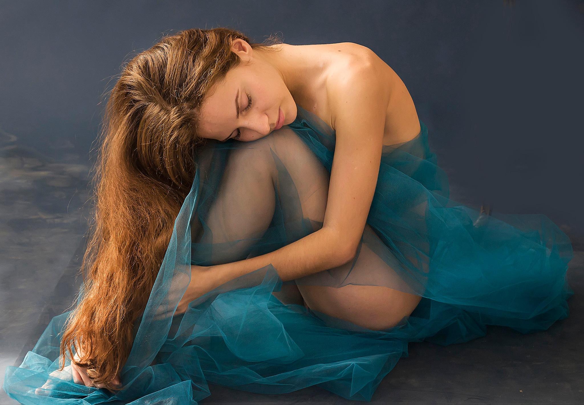 Karin tired by Rebecca Danieli
