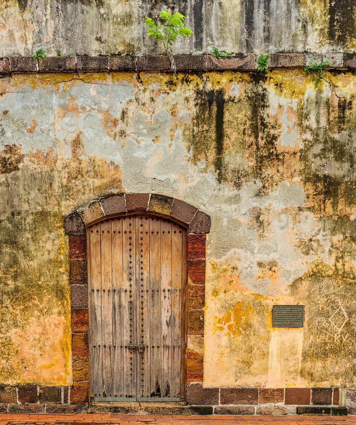 Door to the Fort by John Chapman