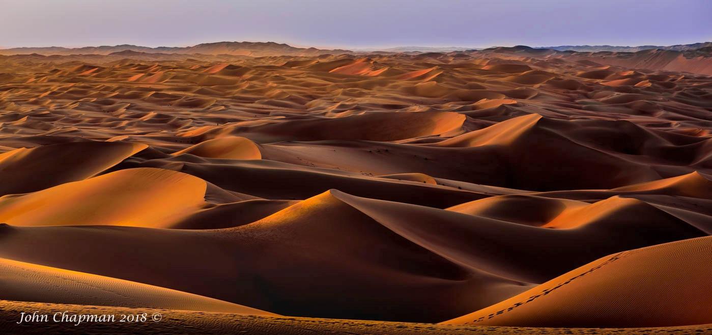 Liwa Desert by John Chapman