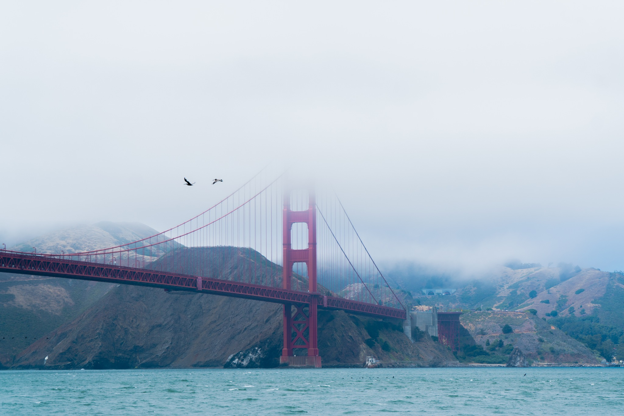 The Golden Gate  by Lukeghost