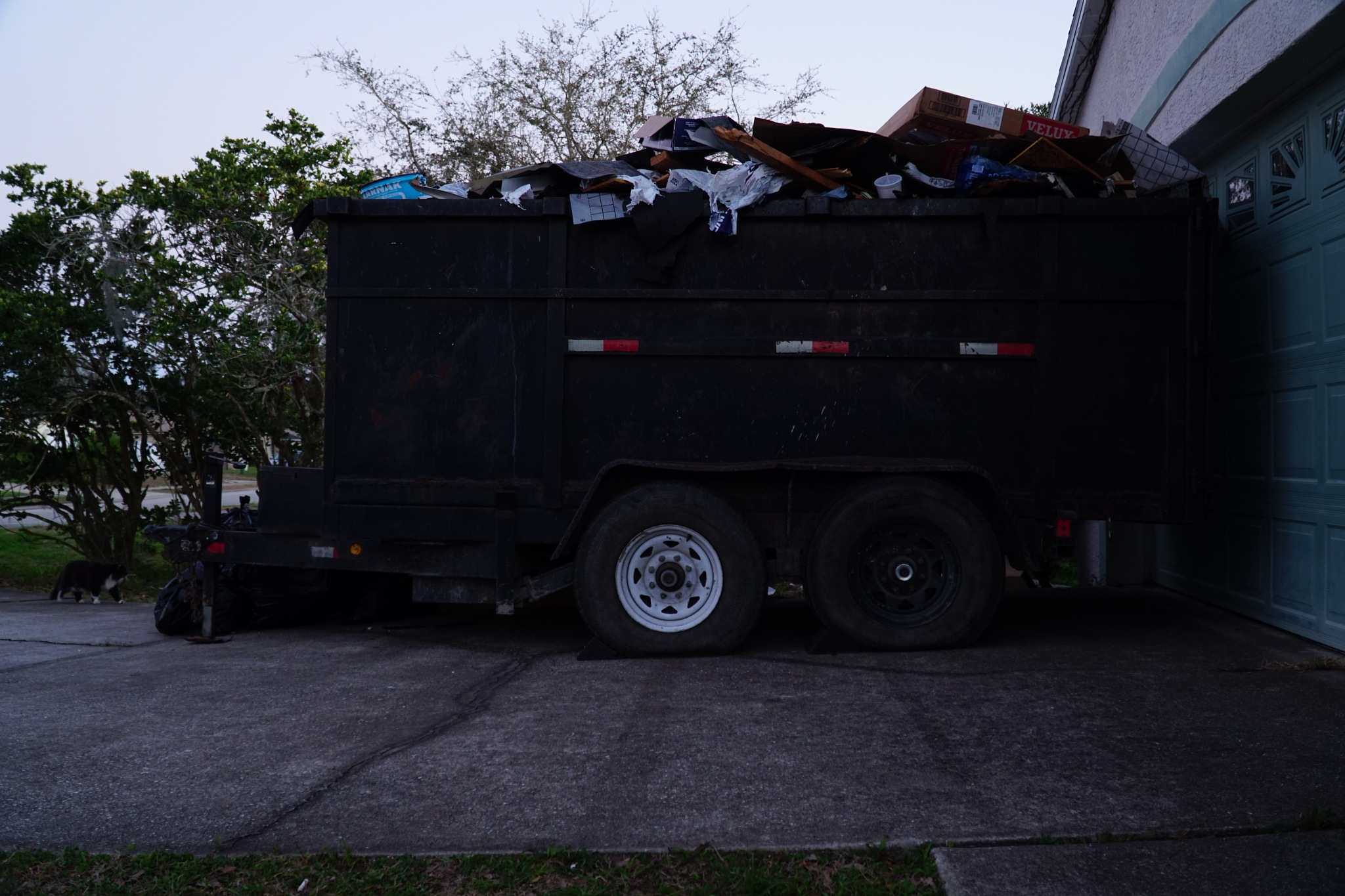 Dumpster by Lukeghost