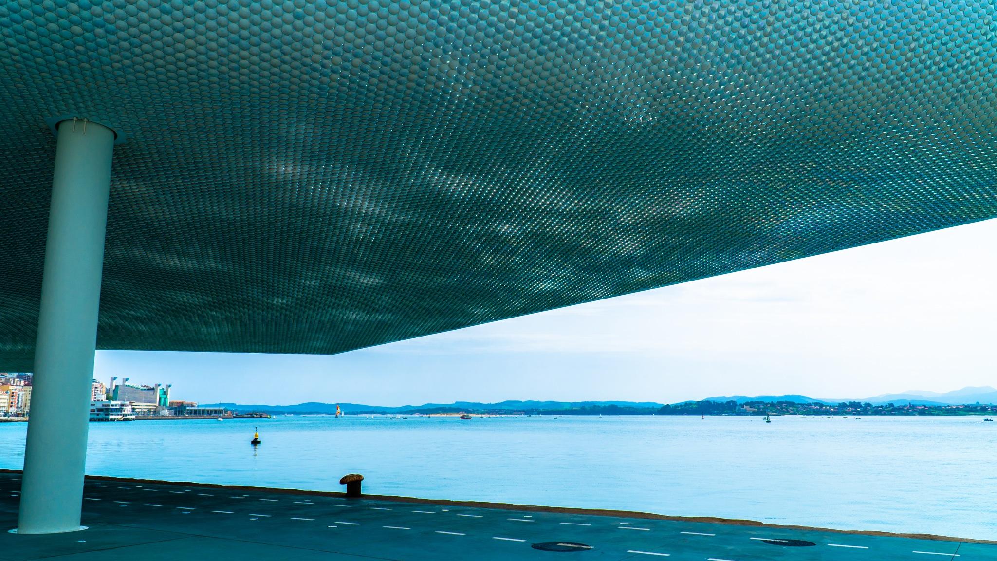 Santander Bay by Lukealbright