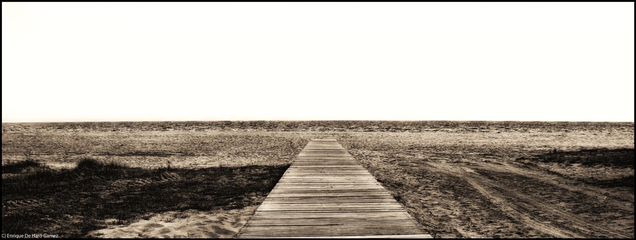 Infinite by Enrique de haro gamez