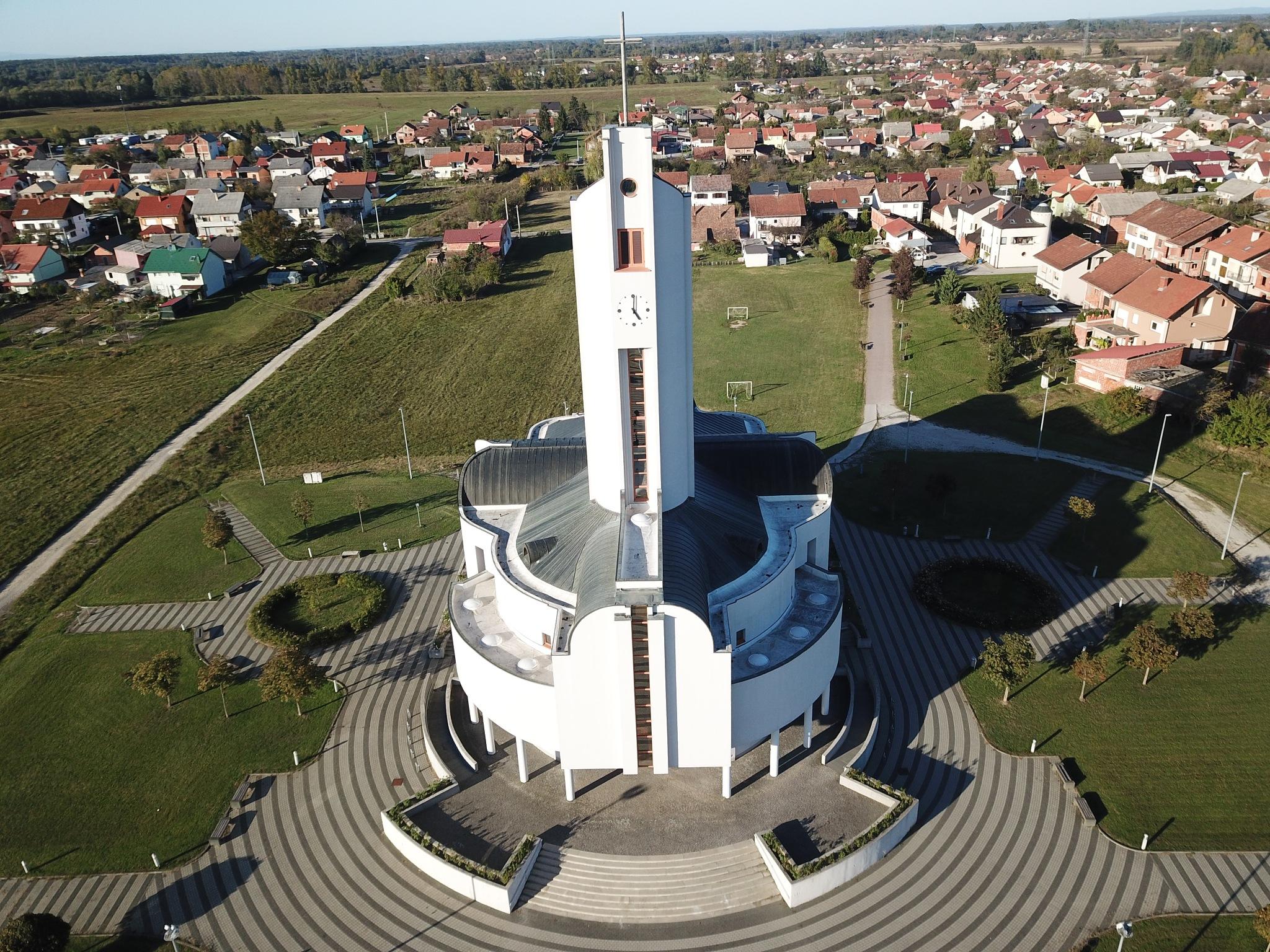 Church of St. Kvirin by EKfoto