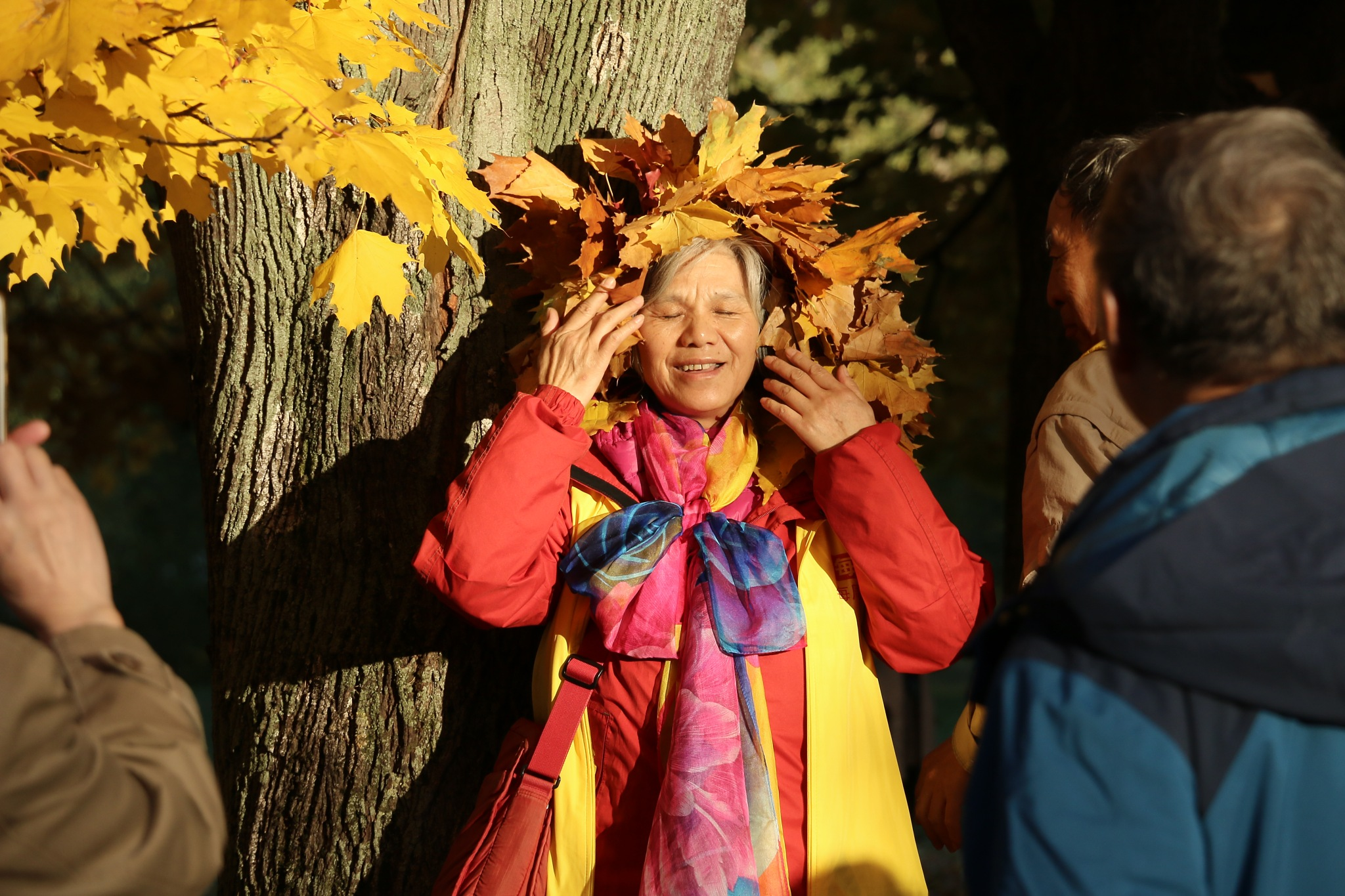 Golden Autumn by anatrrra