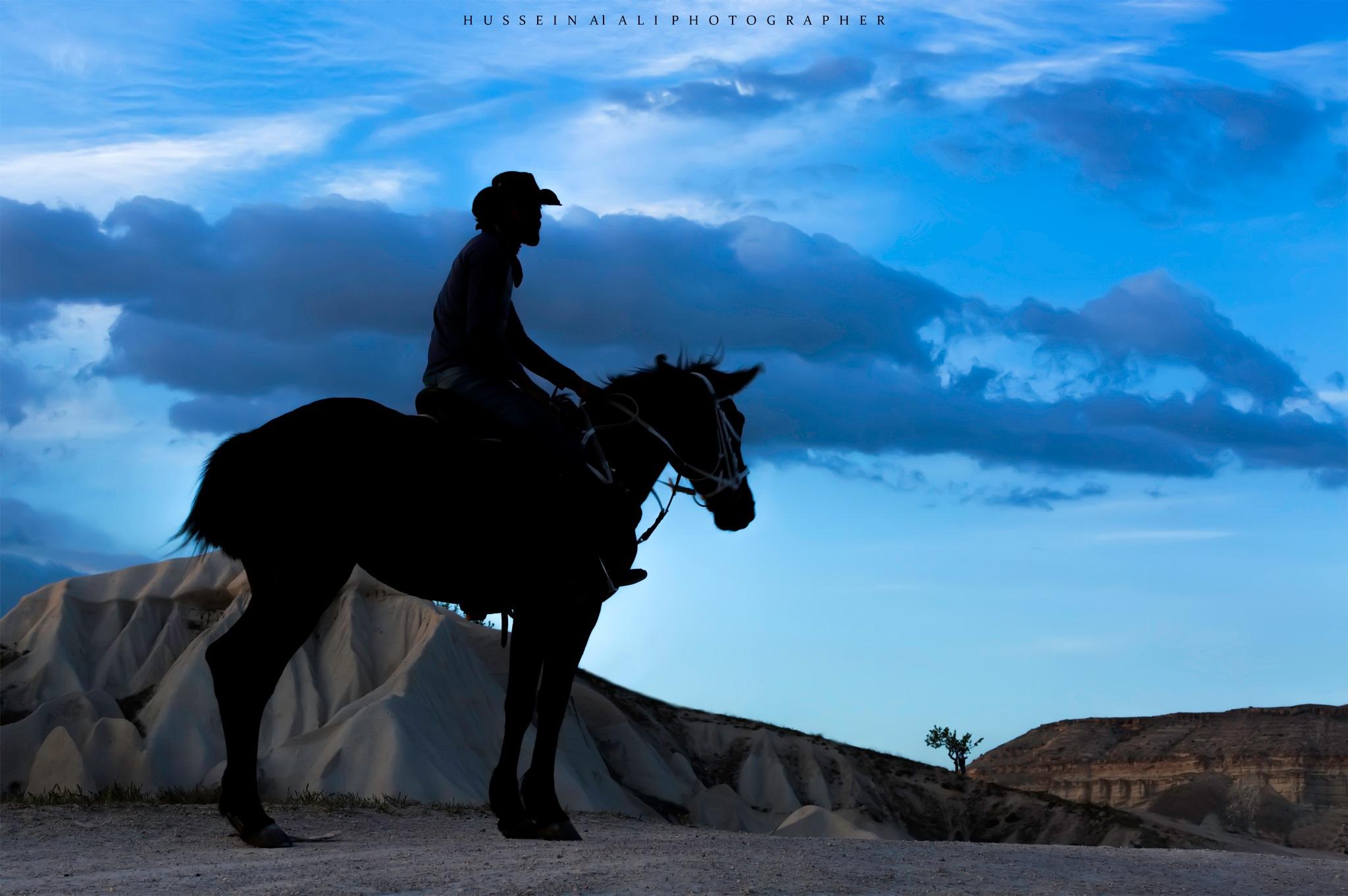 The Knight by Hussein Al Ali