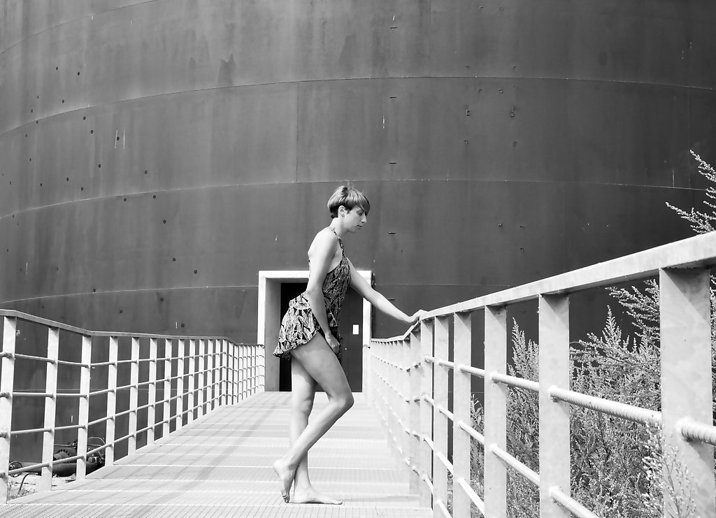 My catwalk .... by Luc Vandorpe