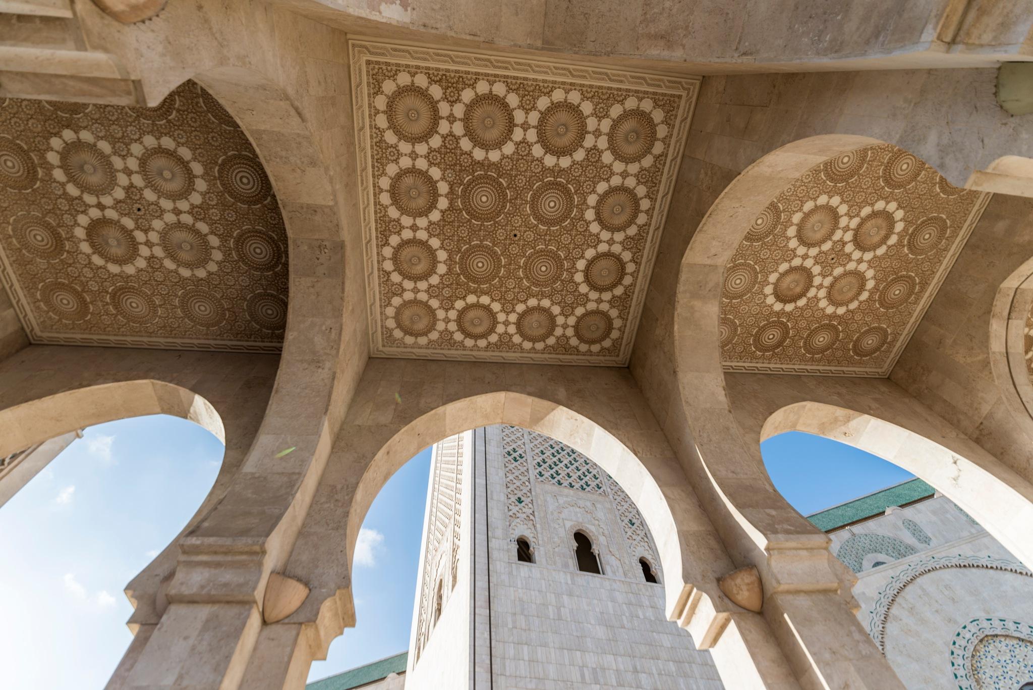 Arch by Youssef Rahmaoui