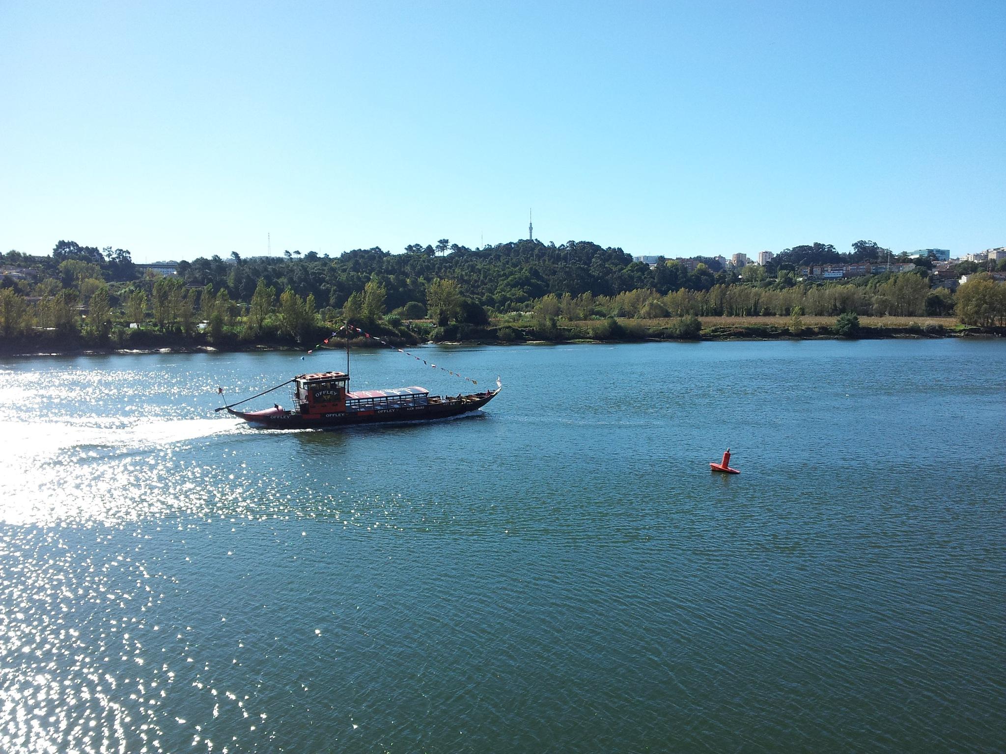 Barco Rabelo by Henrique O S Freitas