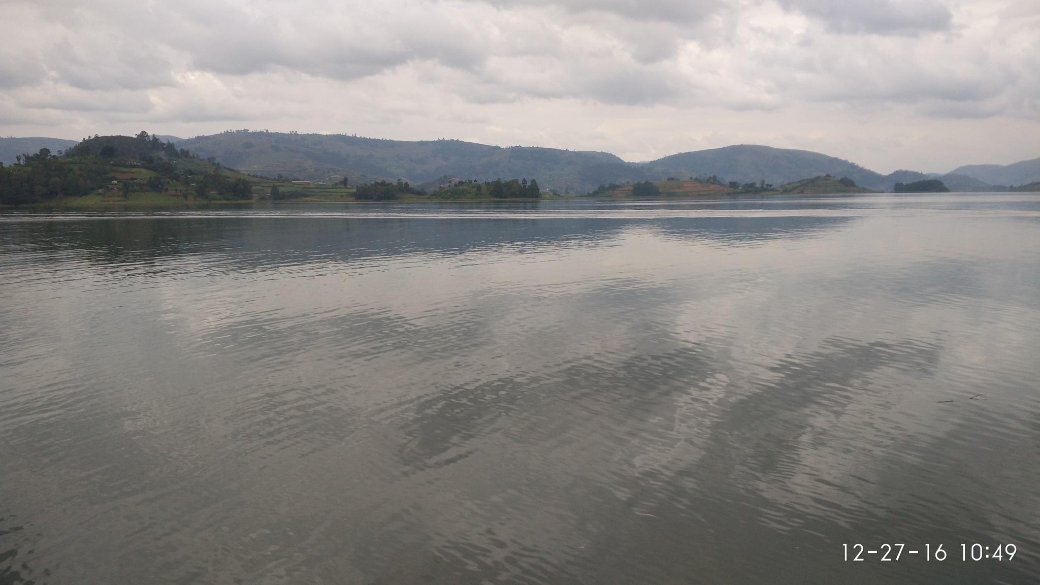 Lake Bunyoni - Kabale by Bharat R Khatri