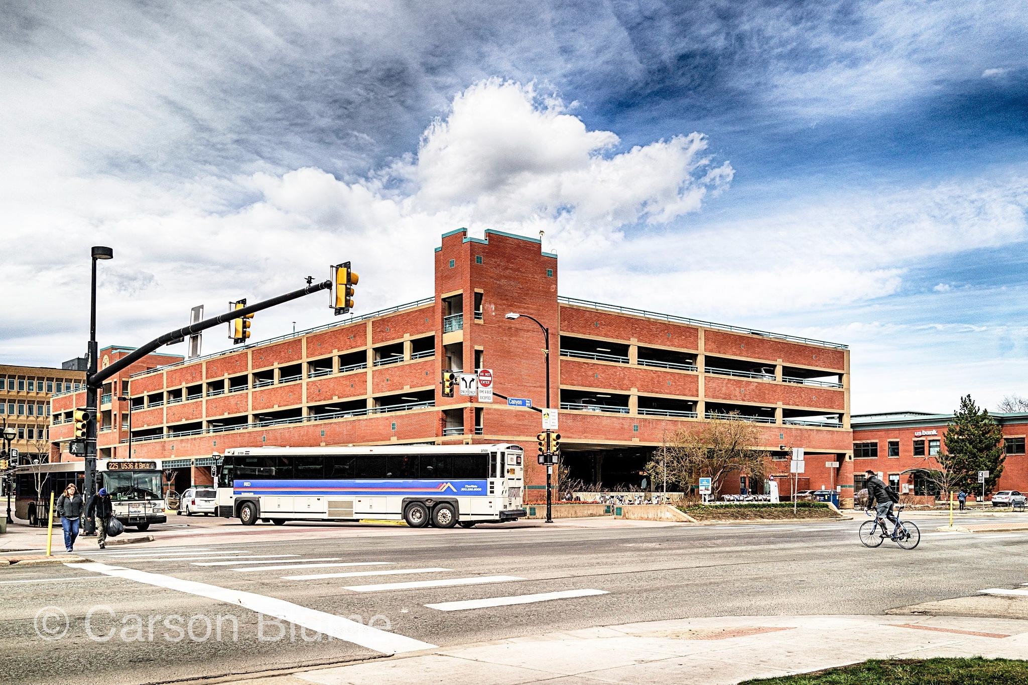 Boulder Mobility Hub by Carson Blume