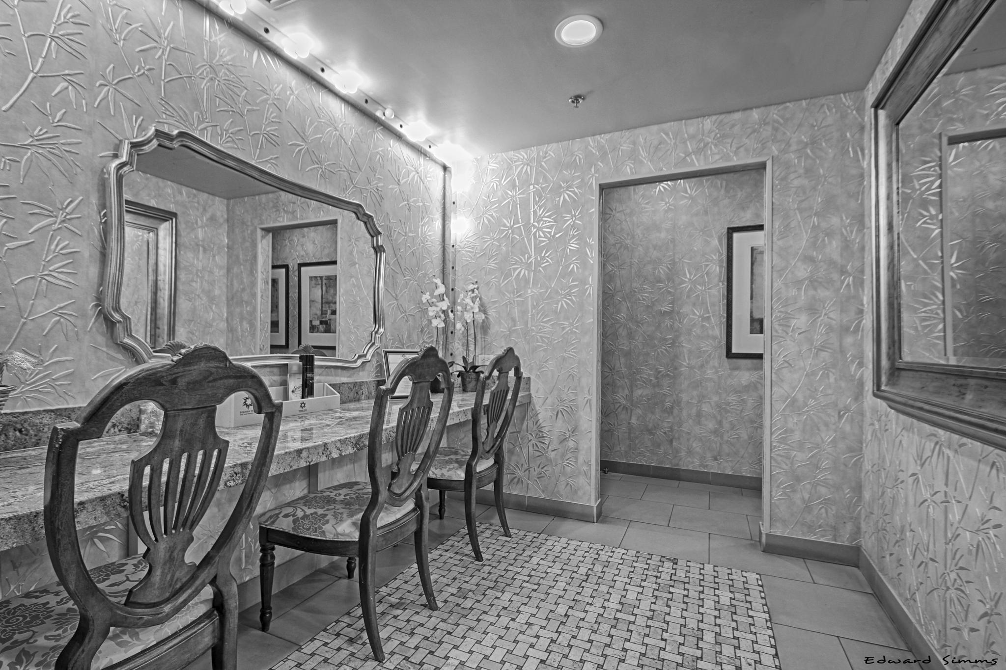 Vanity Room by Edward Simms