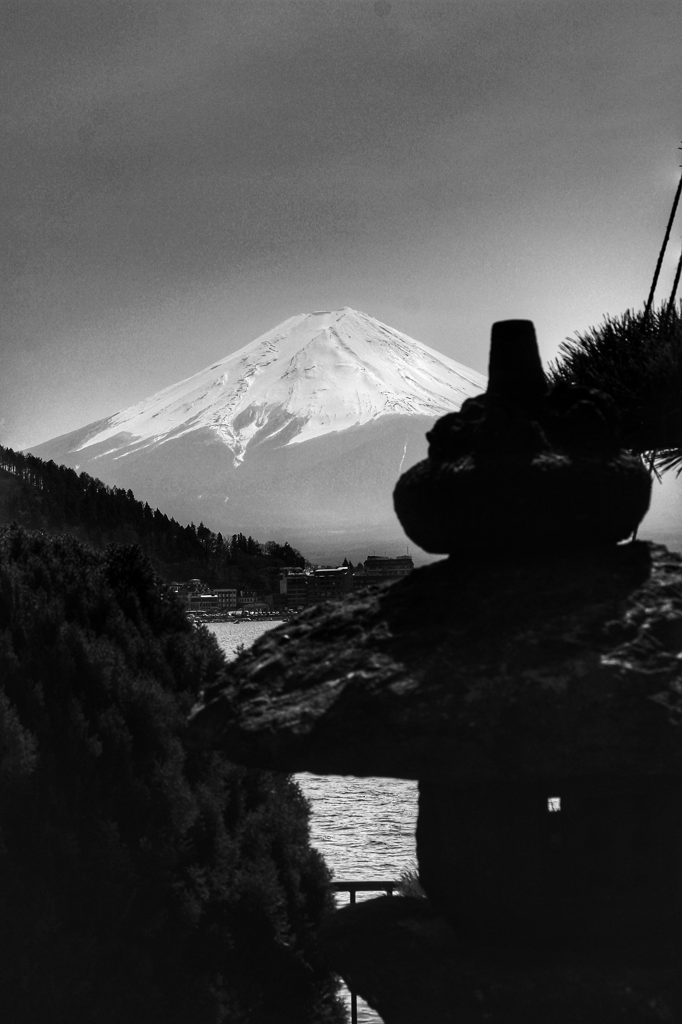 Mt Fuji by Armed-with-a-smile
