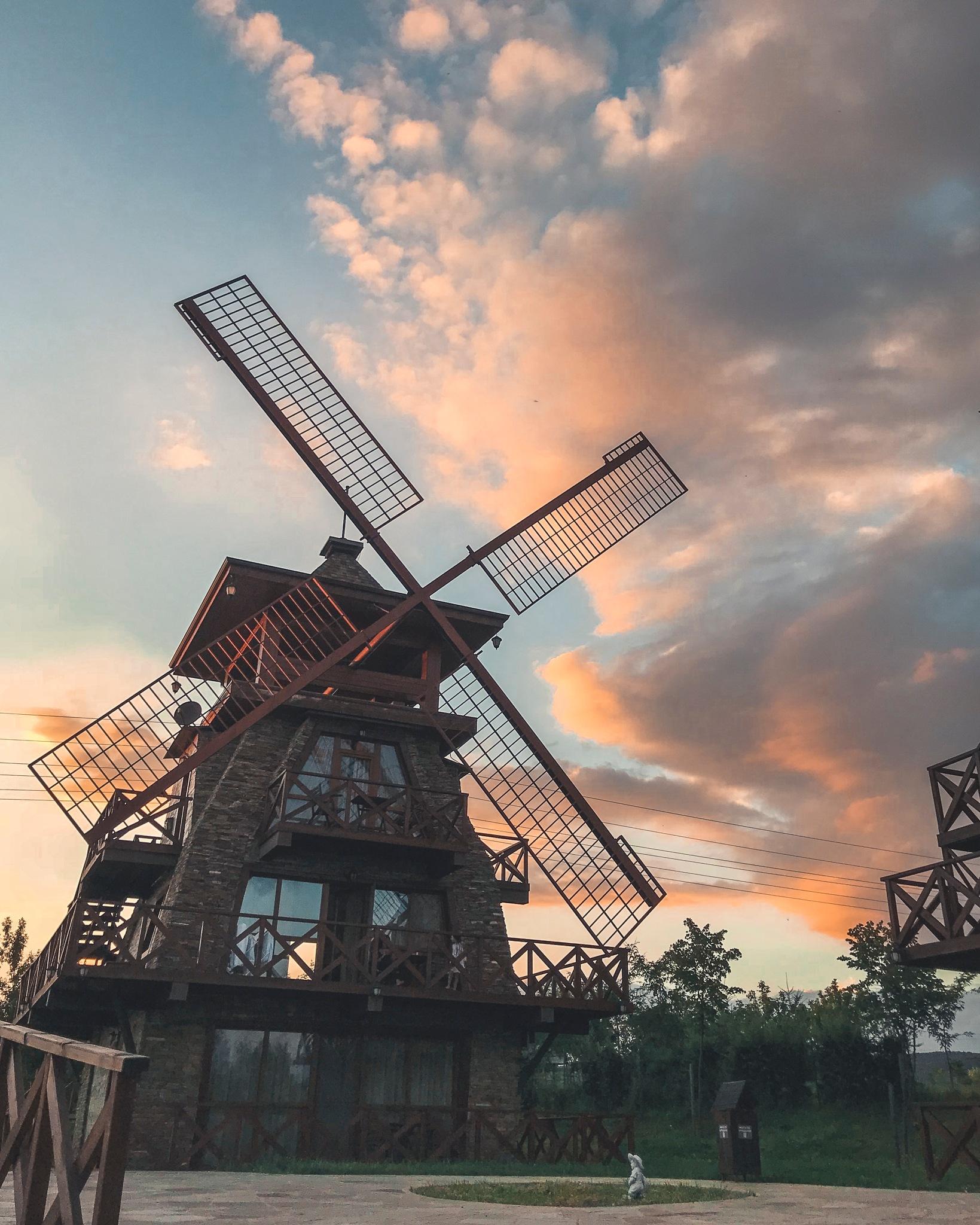 Windmill by Dannyel Spasov