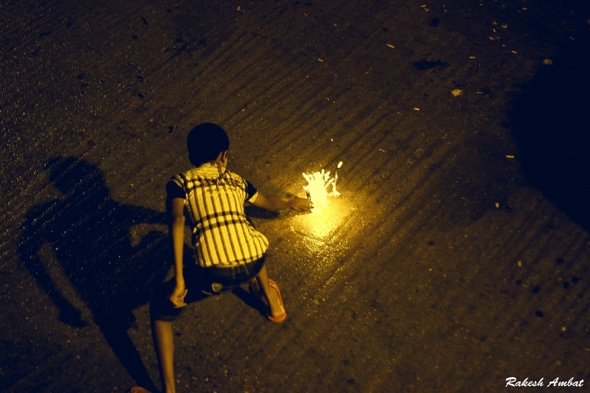 Diwali .... by Rakesh Ambat