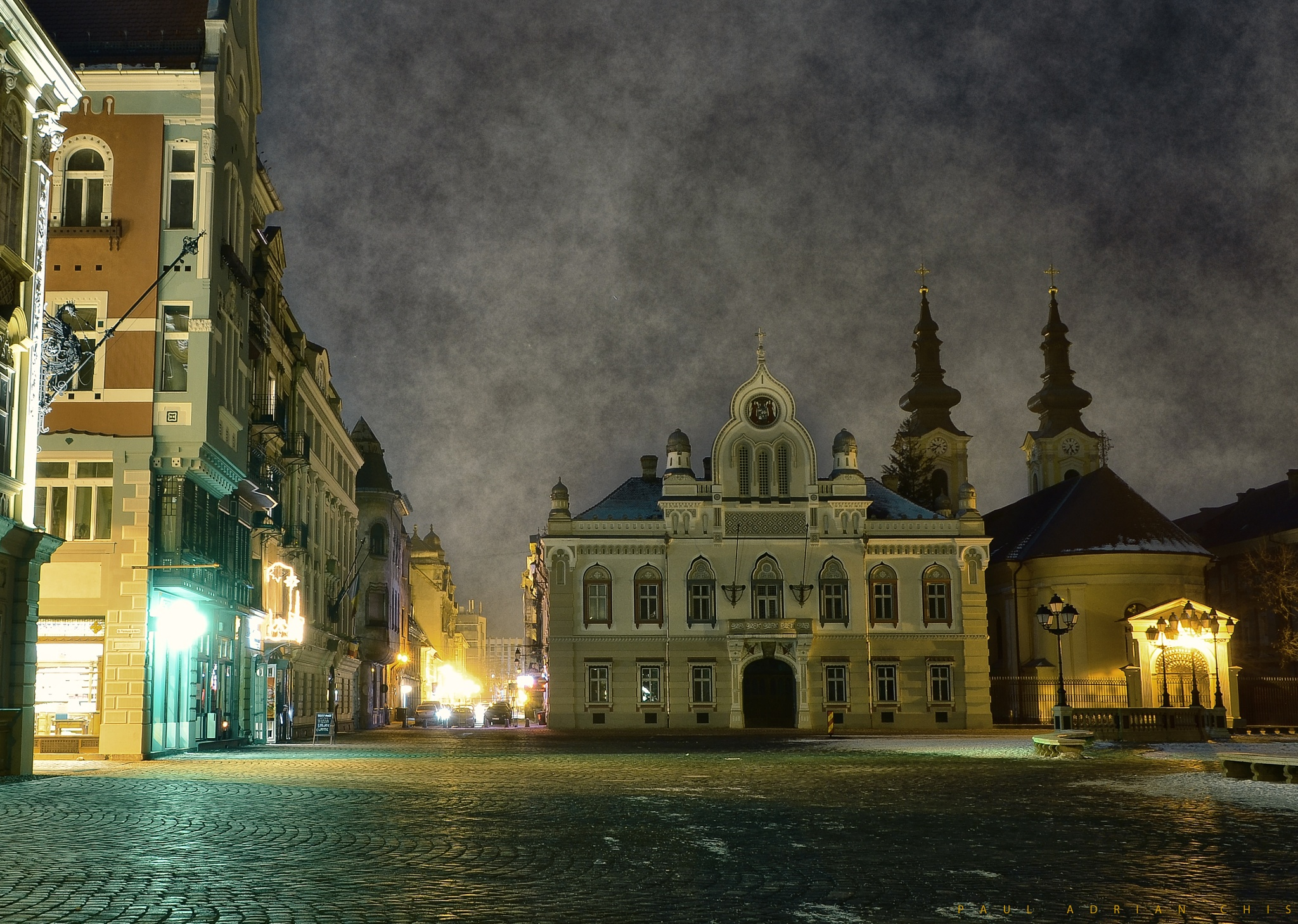 Timisoara  by Paul Adrian Chis