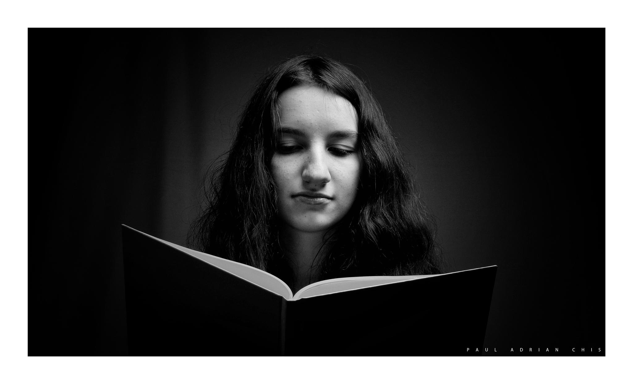 Young Reader by Paul Adrian Chis