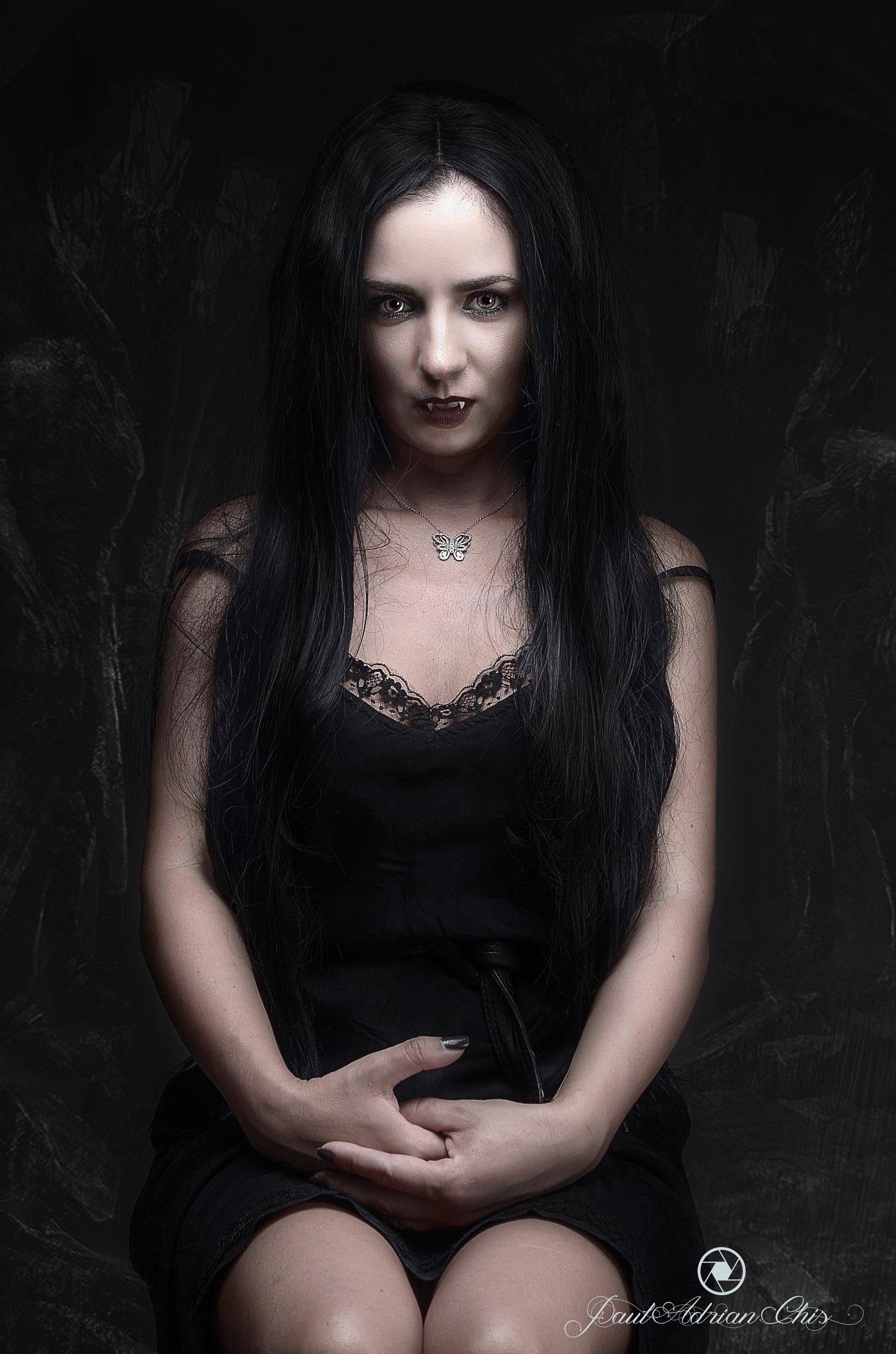 MINA the Vampire  by Paul Adrian Chis